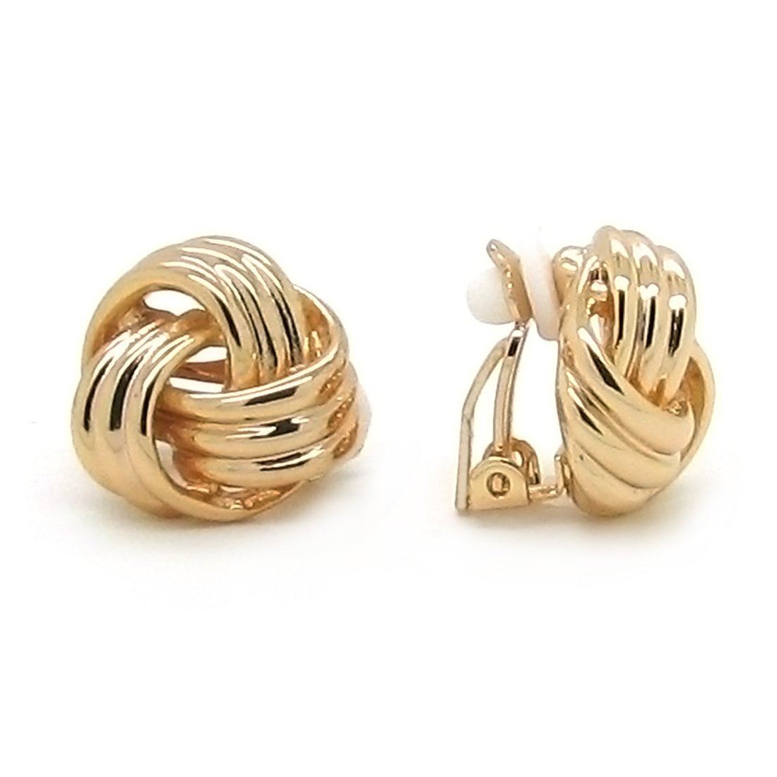 Clip-on earrings you will find on Amazon: Don\'t need to pierce ...